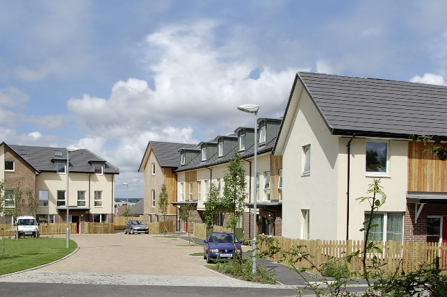 Sustainable larger social housing project of the year