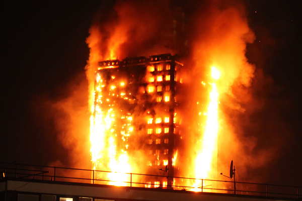 Eleven cladded towers fail safety tests
