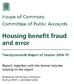Inside Housing News Dwp Fails To Stop Billions Being Lost Through Housing Benefit