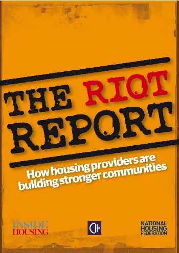 RIOT REPORT FRONT COVER